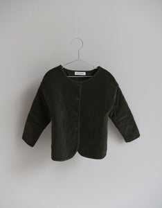 Veste velours CHARLIE Forest Green / Charlie Corduroy Jacket Forest Green - 6y
