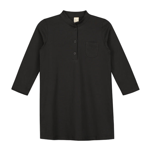 Long Beach Shirt Nearly Black 5y à 8y