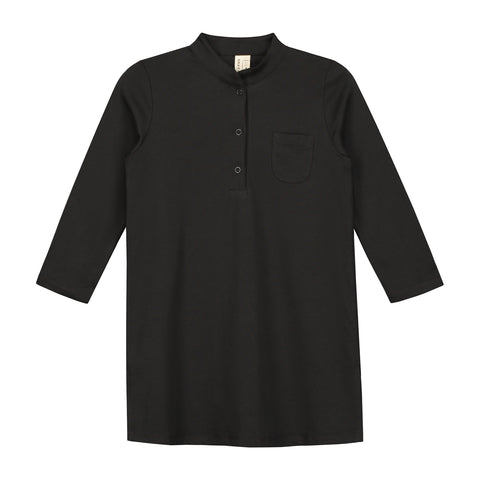 Long Beach Shirt Nearly Black 2y-8y -40%