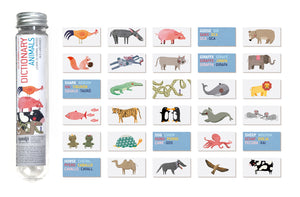 Micro Animal Dictionnary
