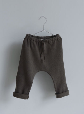 Pantalon WILDE Mellow Brown / WILDE Pants Mellow Brown - 8y au 10y