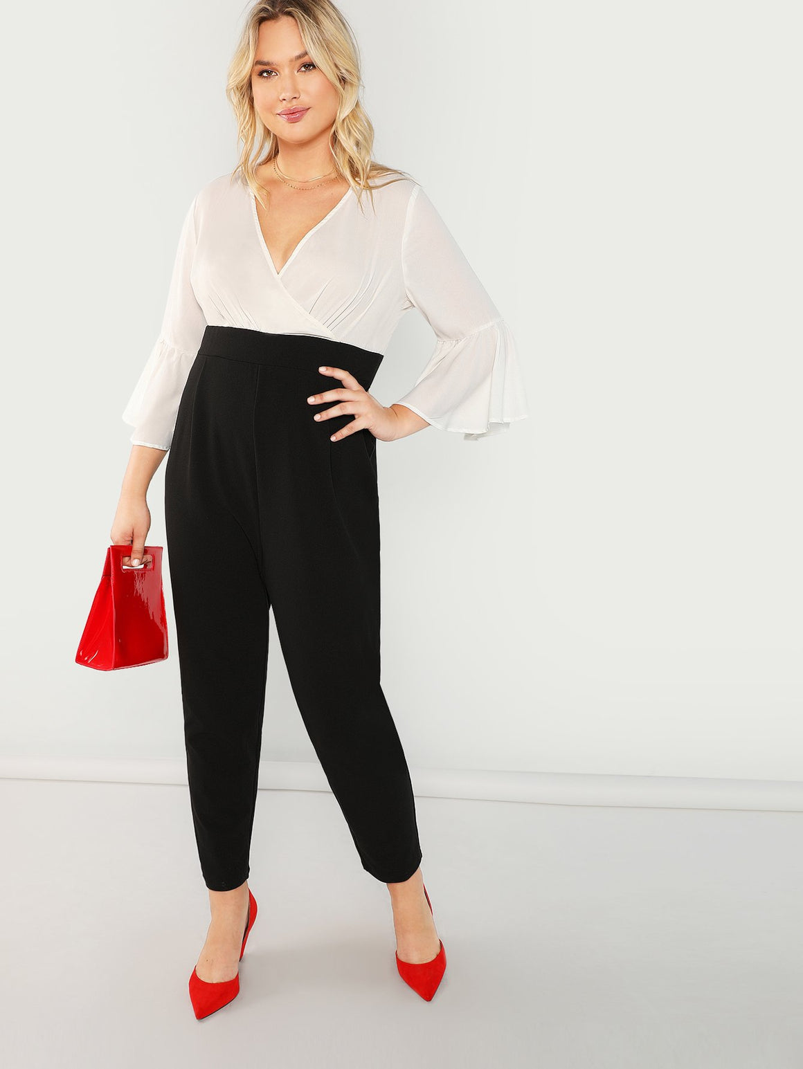 LMC Wrap Jumpsuit