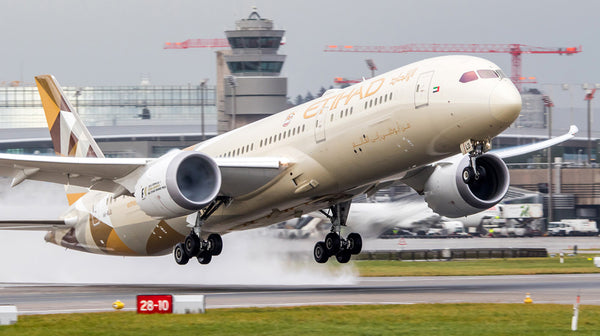 Etihad To Resume Passenger Flights