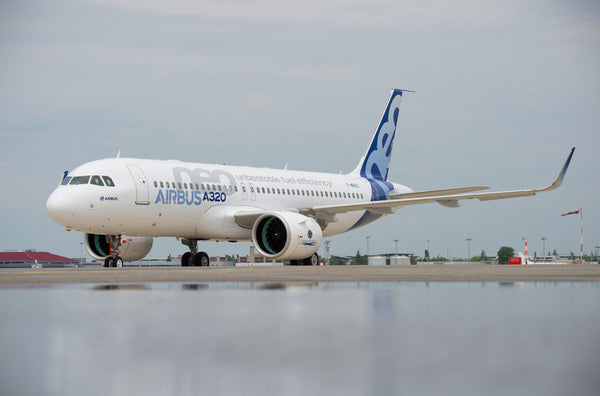Airbus Reportedly Planning to Increase A320 Production