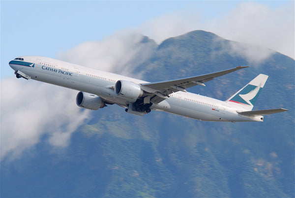 Cathay Pacific Raises US$5.2 Billion in Recapitalisation