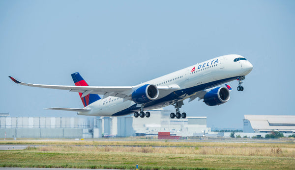 Delta Air Lines Collects Additional US$3bn In Government Support