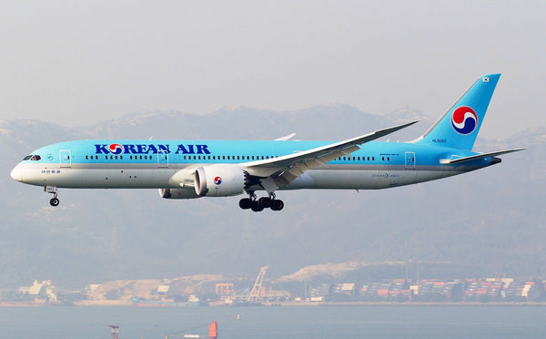 Korean Air Returns To The US