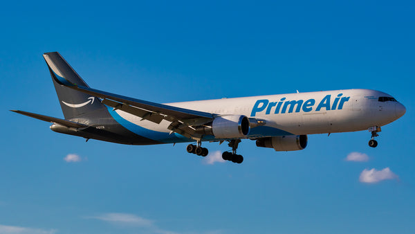 Amazon Adds 4 WestJet Boeing 767s To Their Shopping Cart