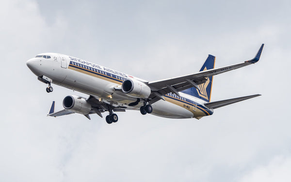 Singapore Airlines to Operate Its First Boeing 737 After a 40-year Hiatus