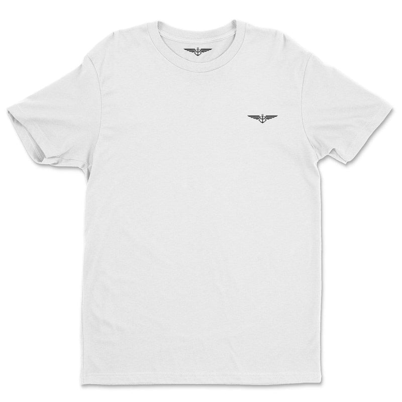Aeronautical co Binary - White