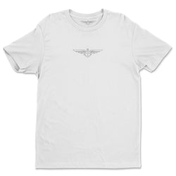Aeronautical co Blueprint - White