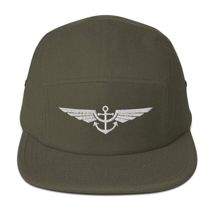 Aeronautical co Five Panel Cap