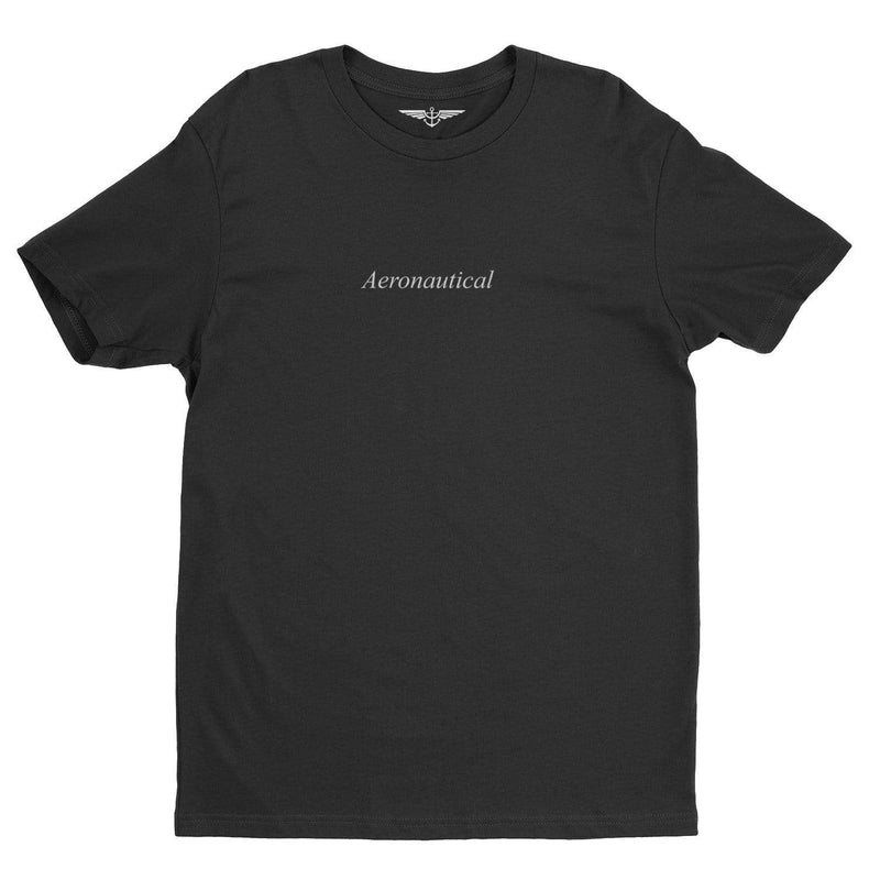 Aeronautical co Italic - Black