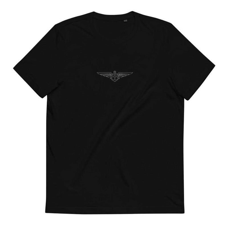 Aeronautical co Organic Cotton - Black