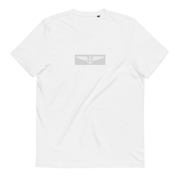 Aeronautical co Organic Cotton - White
