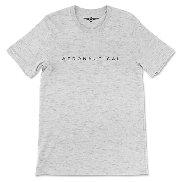 Aeronautical co Spaced - Ash