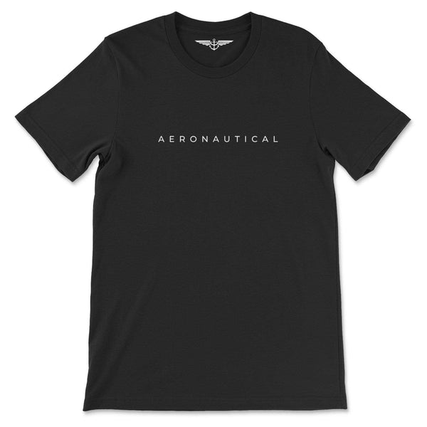 Aeronautical co Spaced - Black