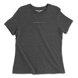 Aeronautical co Spaced - Heather Grey