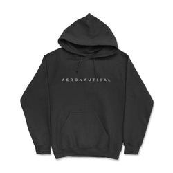 Aeronautical co Spaced Hoodie