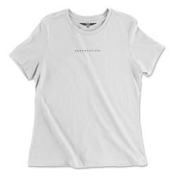 Aeronautical co Spaced - White