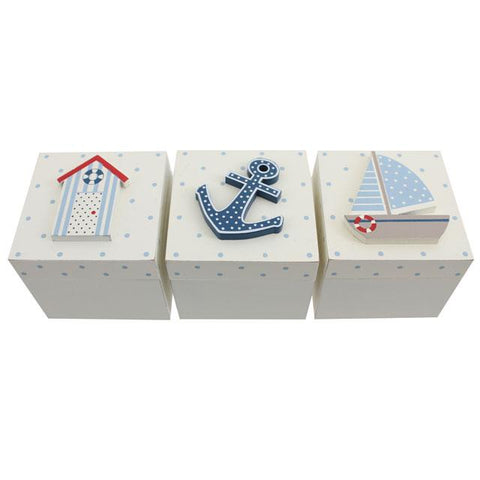 Nautical Mini Boxes