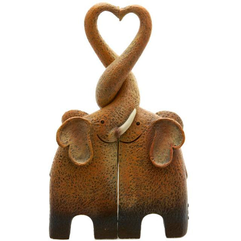 Elephant Love Ornament