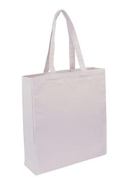 Canvas Tote With Full Gusset CN-300