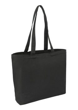 Canvas Farmers Market Black Bag CN-MKT-BK