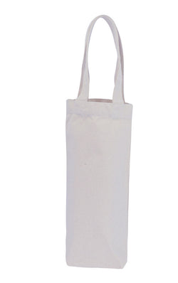 Canvas Wine Bag - 1 Bottle CN-WN-1
