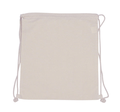 Cotton Backpack (Drawstring) CT-BACK