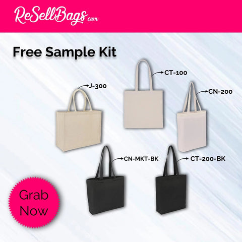 Free Sample Kit of 5 Products