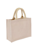 Juco Small Bag (jute+cotton blend) JC-300-S