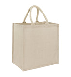 Jute Grocery Bag - Sqaure shape J-300-GRO