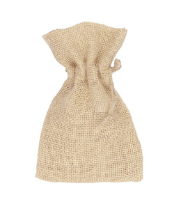 Jute Drawstring Pouch - Small J-PCH-S
