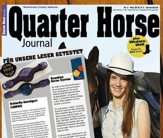 Guardian Horse im Quarter Horse Journal