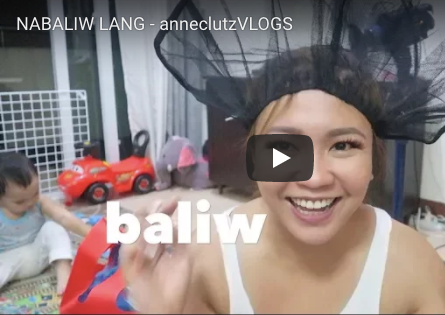 Haenim UV featured by mommy vlogger Anne Clutz!