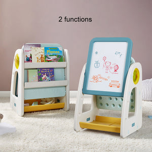 KUB Kids 2in1 Drawing Board and Book Shelves