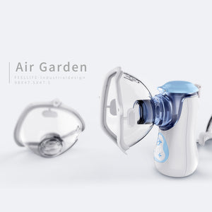 FEELLIFE Air Garden Portable Nebulizer - Blue