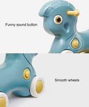 Load image into Gallery viewer, KUB Kids 2 in 1 Riding Horse Toy