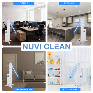 NUVI CLEAN BLAIR UVC GERMICIDAL TROLLEY