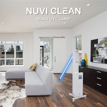 Load image into Gallery viewer, NUVI CLEAN BLAIR UVC GERMICIDAL TROLLEY