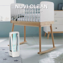 Load image into Gallery viewer, NUVI CLEAN CLAIRE UVC GERMICIDAL LAMP