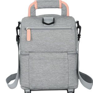 Vcoool Breast Pump Bag Gray