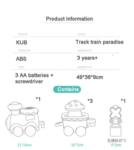 KUB Railway Train Park