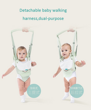Load image into Gallery viewer, KUB Toddler Walking Harness  - GREEN