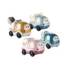 Load image into Gallery viewer, KUB Musical Inertia Toy Car Set (4piece/set)