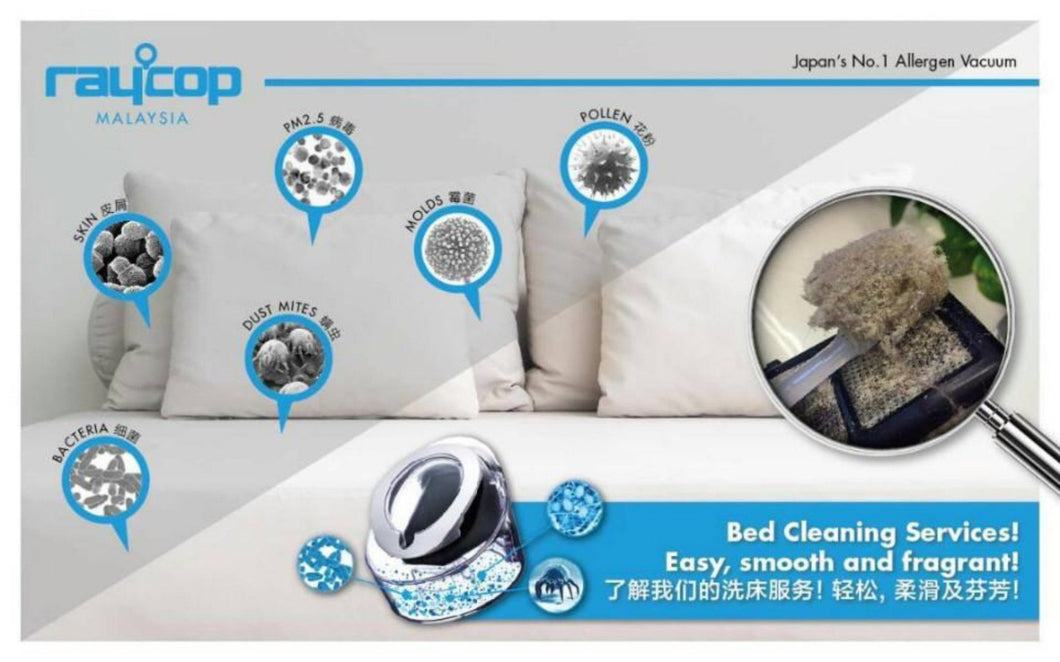 Raycop Bedding Cleaning Services