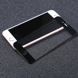 4D Curved Edge Tempered Glass for iPhone 6 & 7