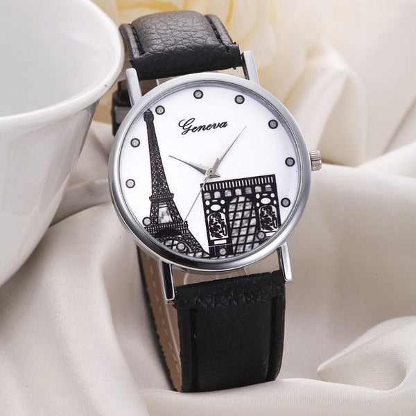 Leather Quartz Gift Watches