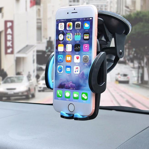 Universal Windshield Mobile Phone Holder - Mono Electronics